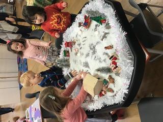 Lapland and Santa's workshop