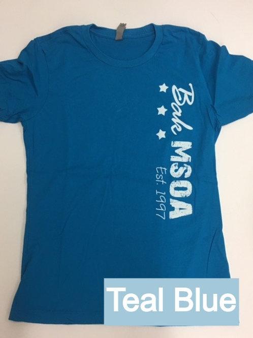 Youth Girl's Cut T-Shirt