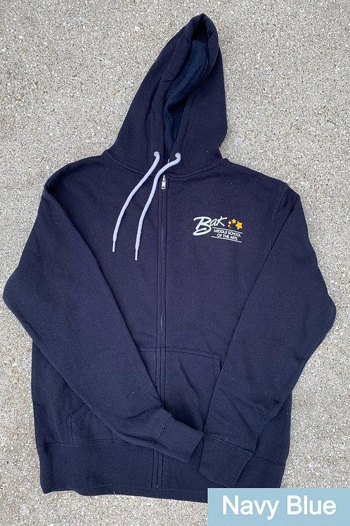New Zip Hoodie