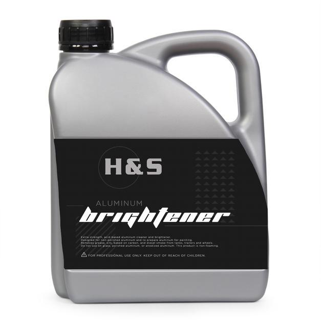 H&S Aluminum Brightener