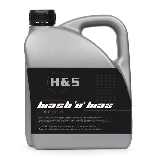 H&S Wash 'n' Wax