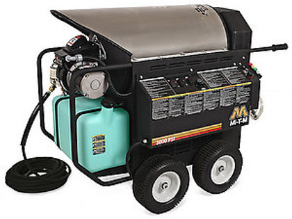 Mi-T-M HHS Series Electric Pressure Washer