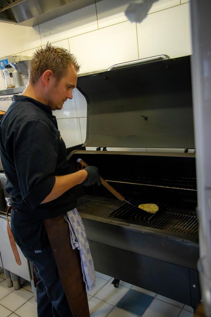 Chef kok Hendrik
