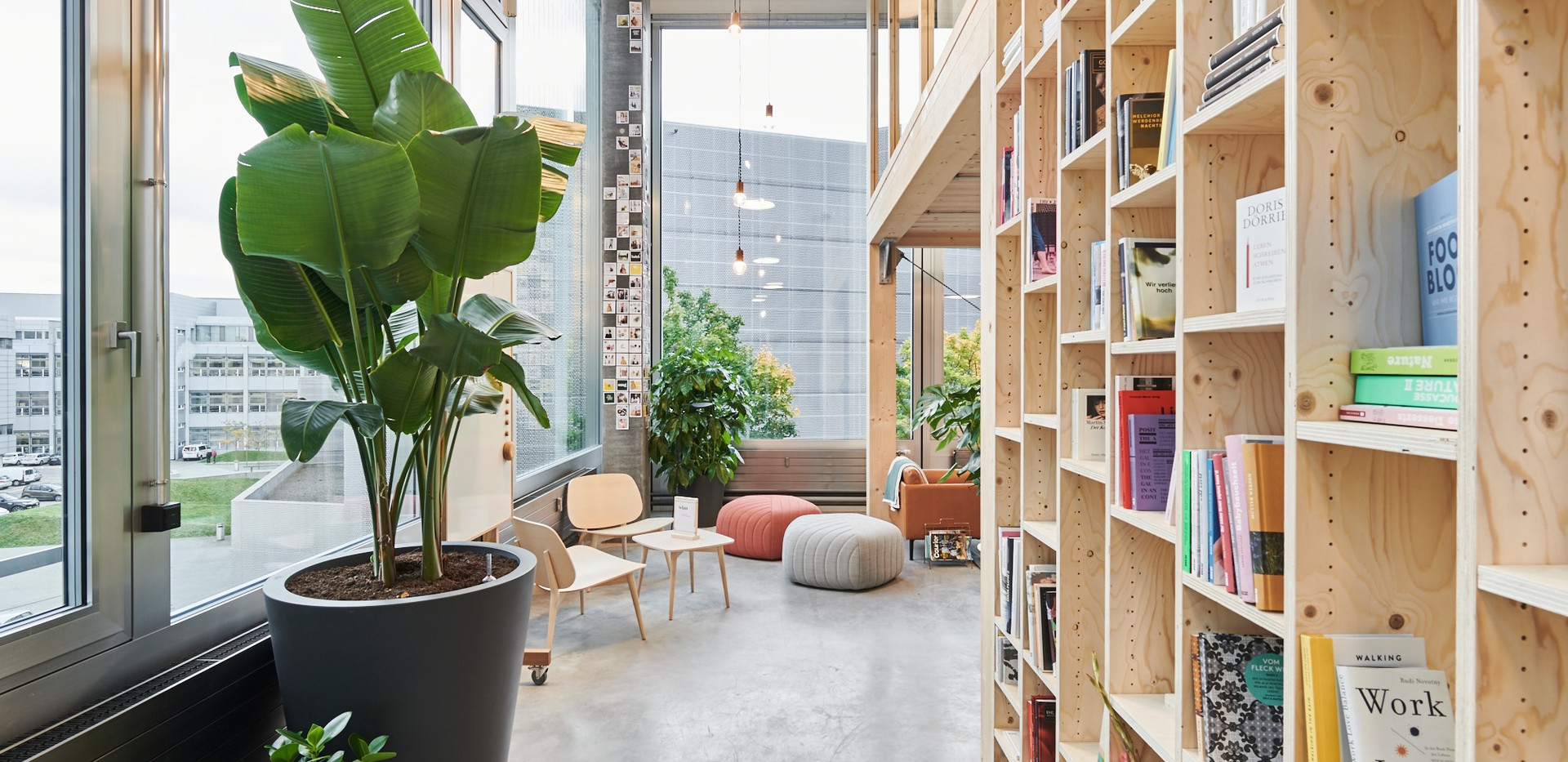 Tadah Co-Working Space