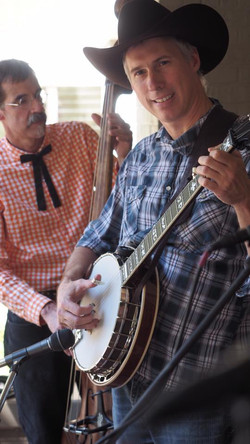 Fine young men at PorchFest 2016