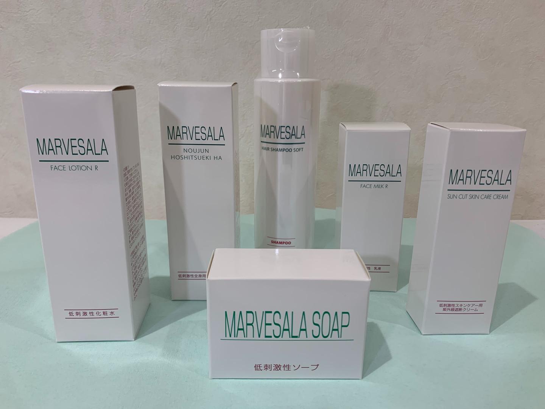 MARVESALA SOAP