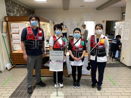 令和2年度7月 人吉・球磨豪雨災害への医療支援活動(JMAT熊本)
