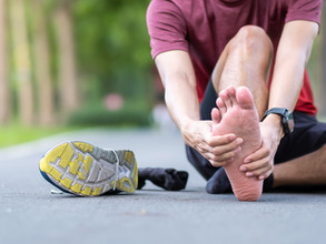 Fixing the Pain of Plantar Fasciitis