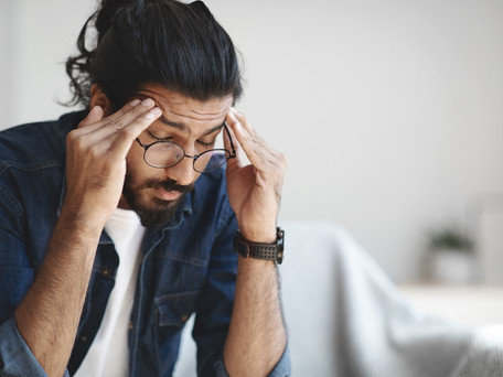 Ways to Tame and Relieve Tension Headaches