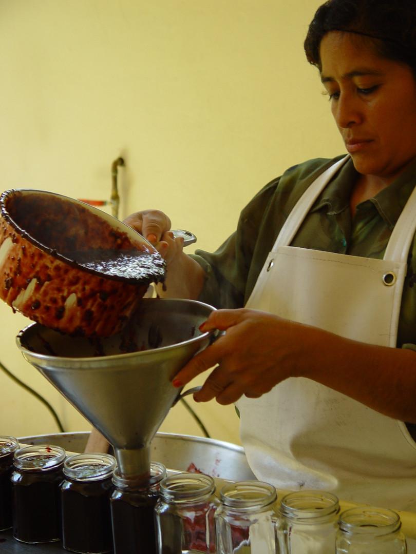 Producción de mermeladas