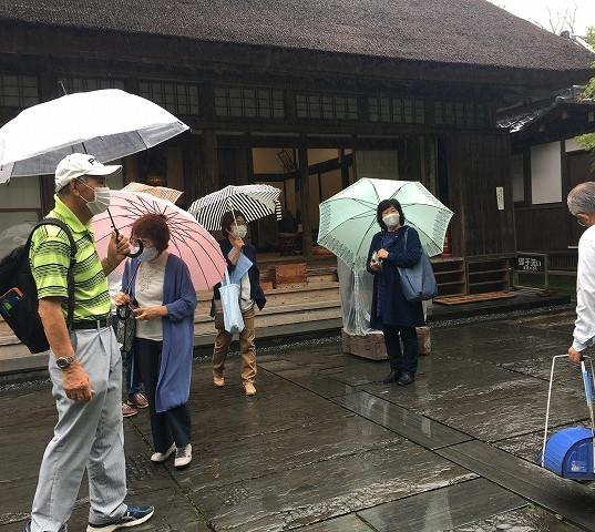 円通院での勉強会