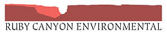 Ruby Canyon Environmental logo
