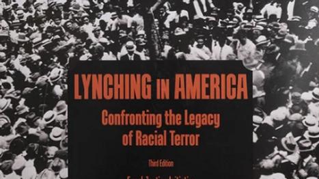 Lynching in America, EJI