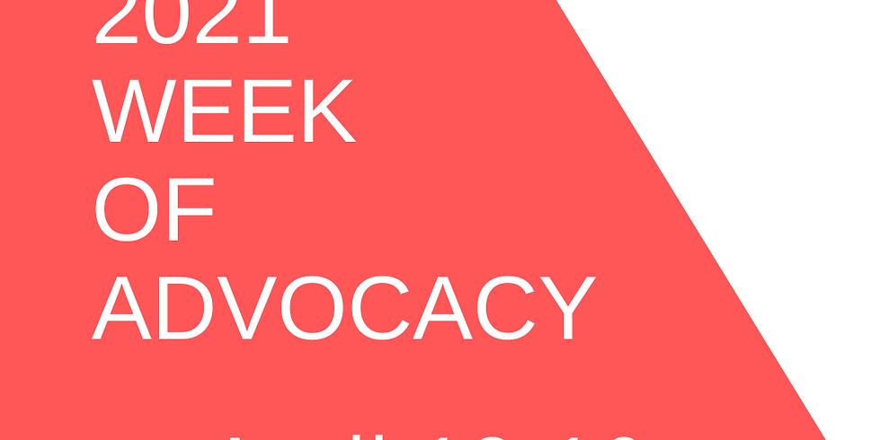 MADP Week of Advocacy