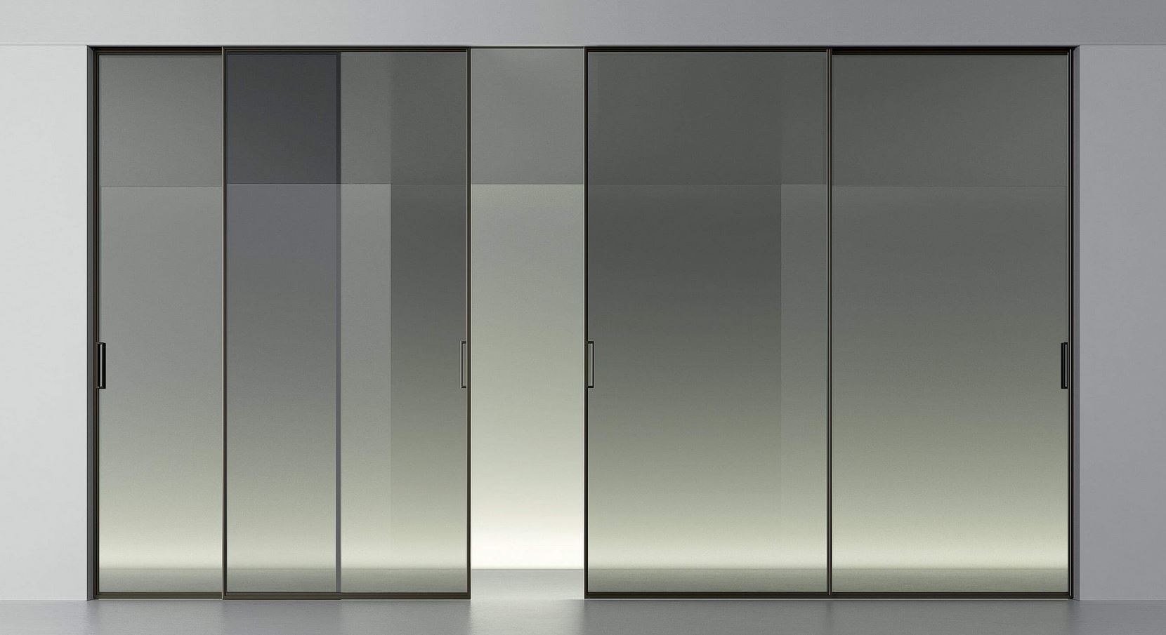 vetrate interne