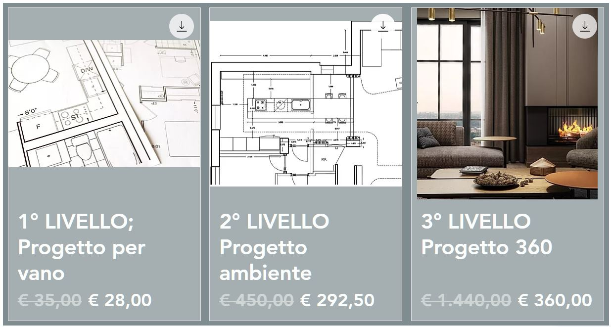 Progetto on line