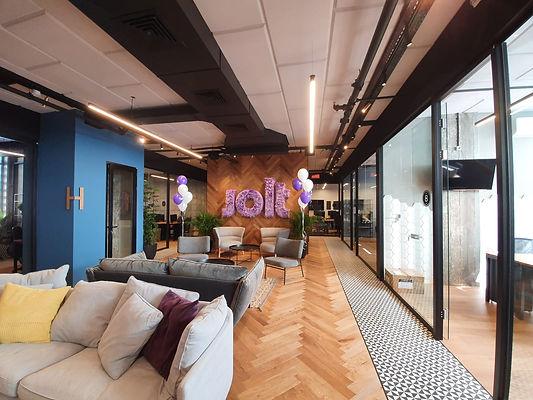 jolt's new TLV office