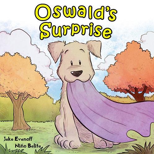 Oswald's Surprise - Paperback