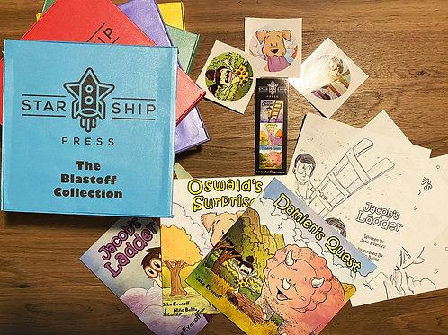 The Blastoff Collection - Box Set