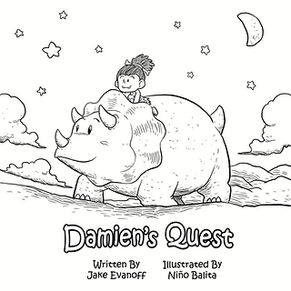 Damiens Quest Colouring Page.png