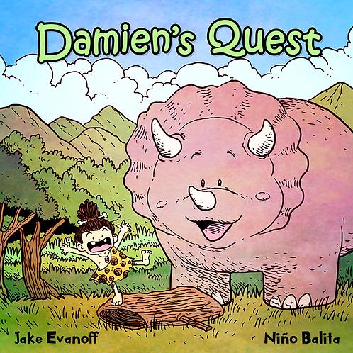 Damien's Quest - Paperback