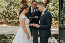 Wedding Ceremony at Monte Verde