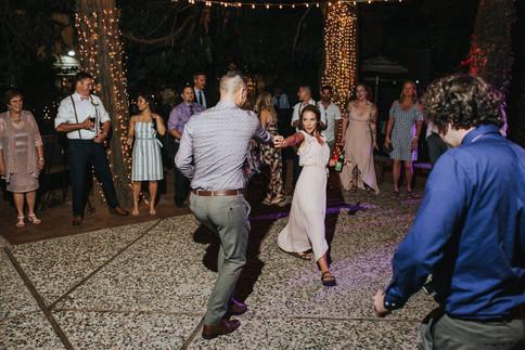 Monte Verde Wedding Reception