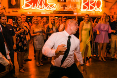 Turn your reception into an awesome dance party