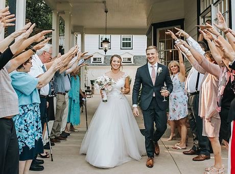 Wedding at Monte Verde Inn