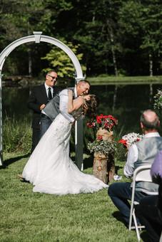 Shrammsberg Wedding Ceremony
