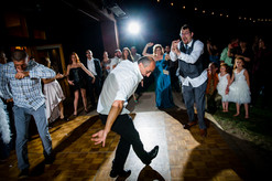 Wedding Reception in Tahoe City