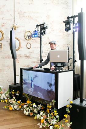 MY DJ booth