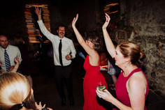Wedding at Miners Foundry in Nevada City