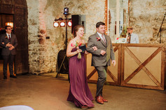 Wedding at the Miner's Foundry