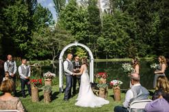 Wedding at Schrammsberg Estate
