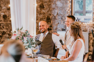 Wedding at Miner's Foundry
