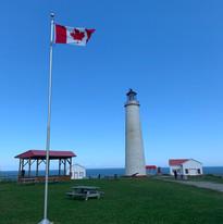 Cap des Rosiers Lighthouse