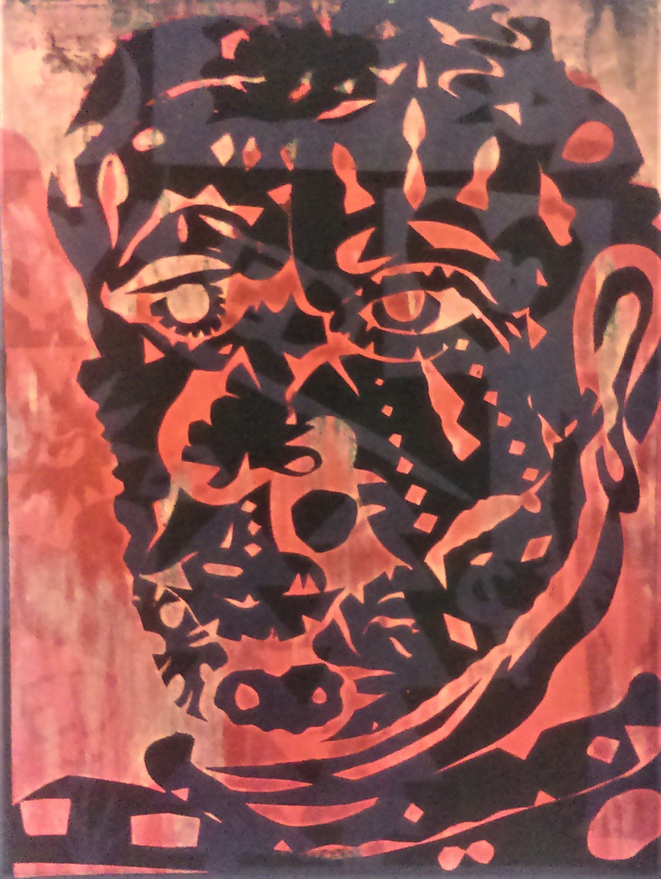 portrait of a man variations
