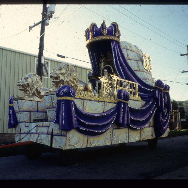 hermes kings float
