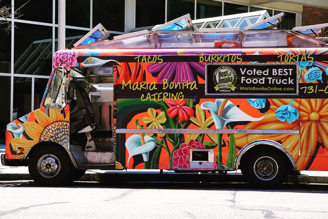 voted Best food truck