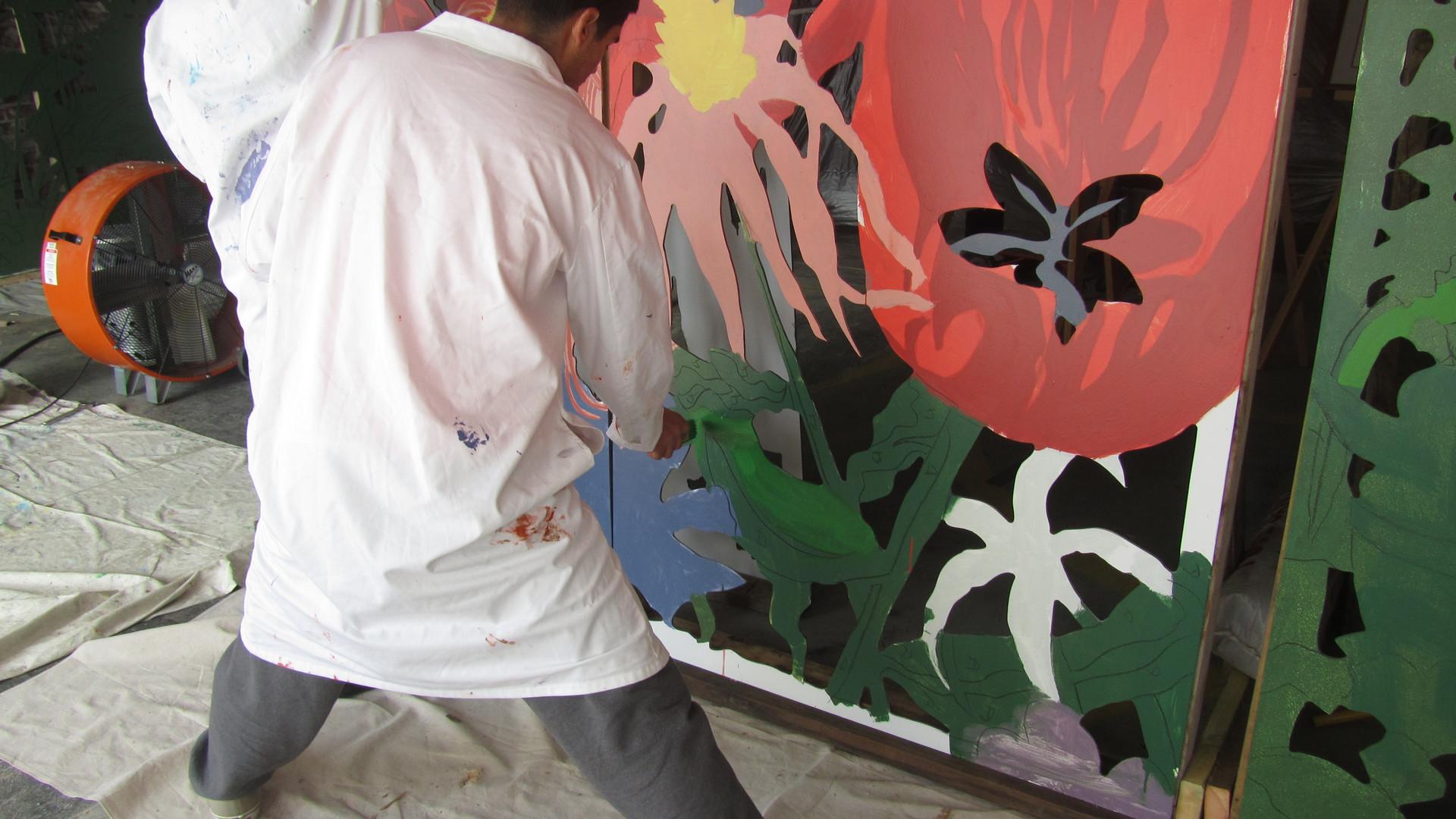 Working with Volunteers