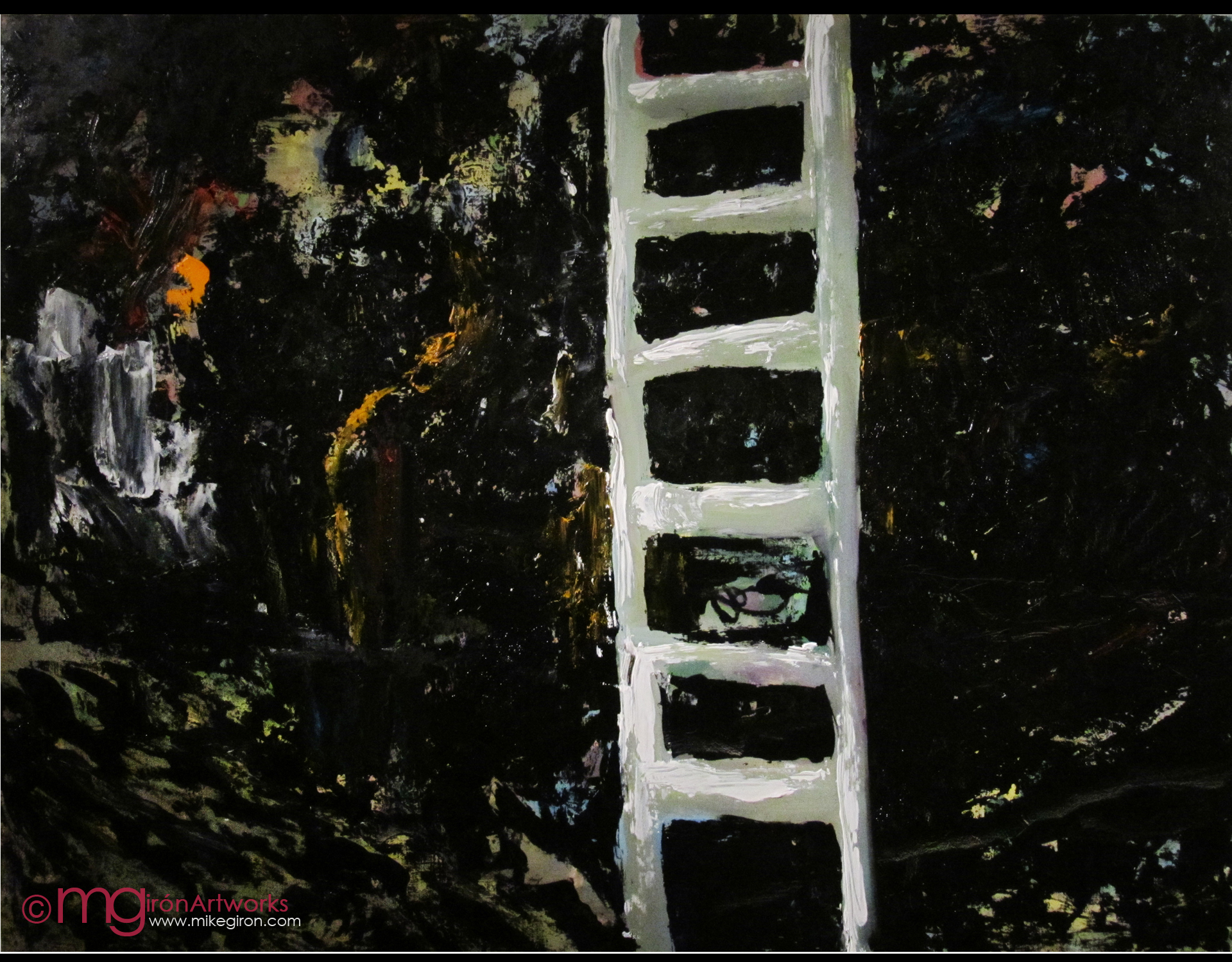 Leaden Ladder