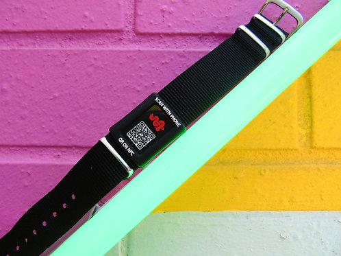 Tap2Tag Medical Smart Band Adapter