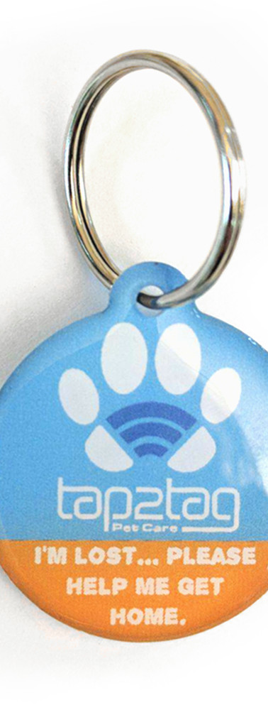 Pet Tag Front