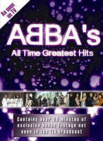 DVD - ABBA's All Time Greatest Hits