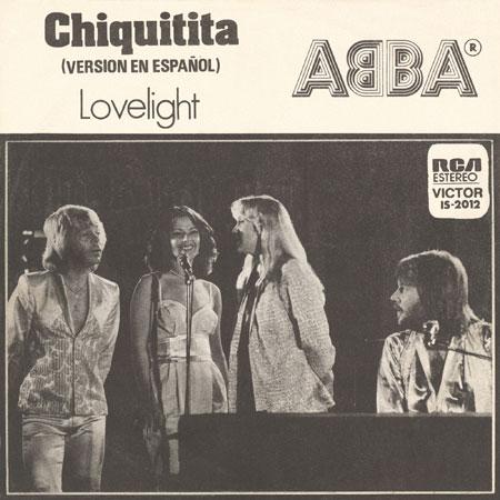 Chiquitita (Spanish version)