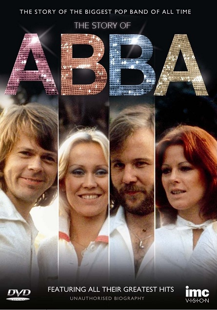 DVD - The Story Of ABBA