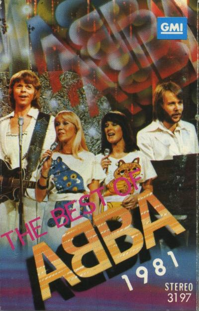 The Best Of ABBA 1981