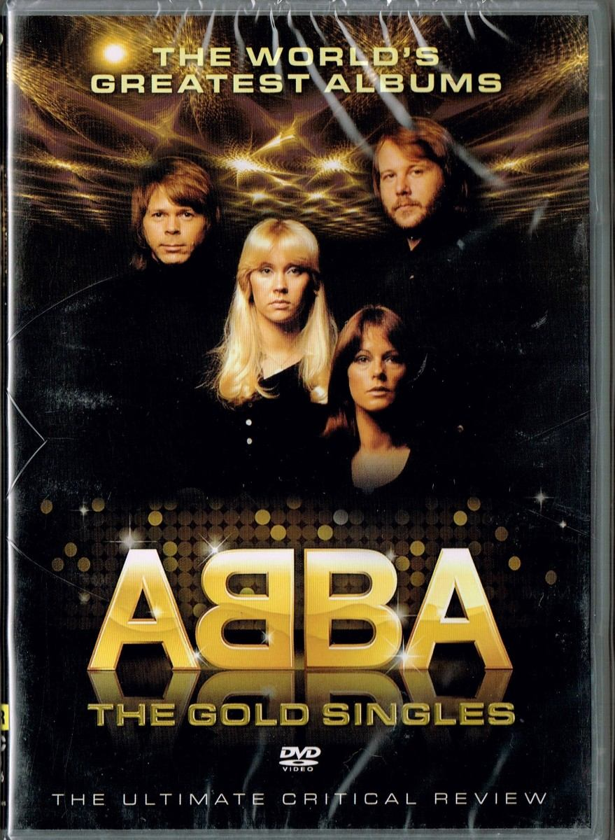 DVD - The Gold Singles