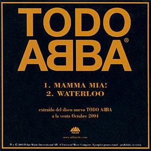 Todo ABBA